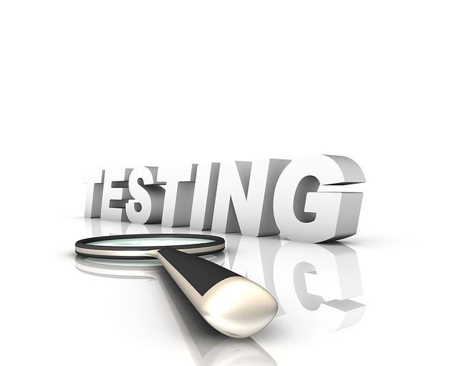 Balkenmäher test